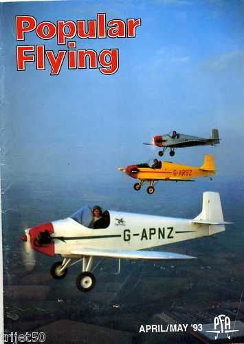 Popular Flying Magazine 1993 April-May