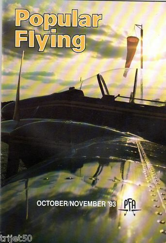 Popular Flying Magazine 1993 October-November