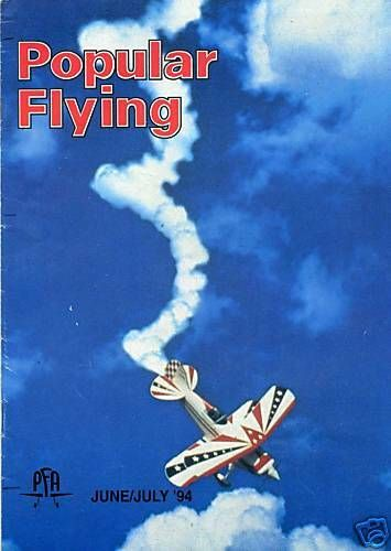 Popular Flying Magazine 1994 June-July