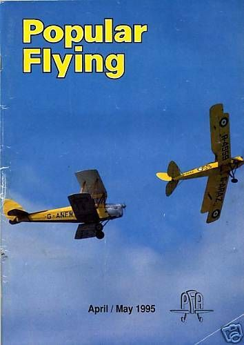 Popular Flying Magazine 1995 April-May